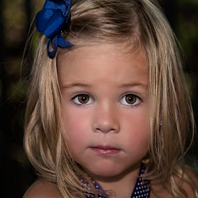 Seriously  by Dave Crystal - Babies & Children Child Portraits ( family, child portrait, children, photography )