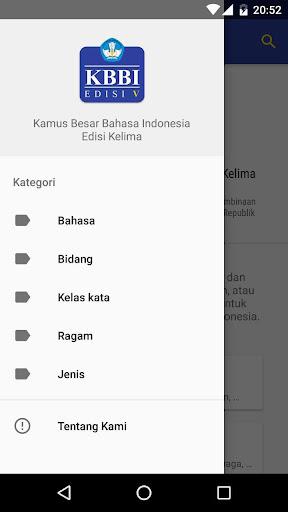 Kamus Besar Bahasa Indonesia Apk 2