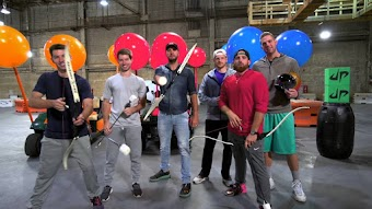 The Dude Perfect Show Sneak Peek