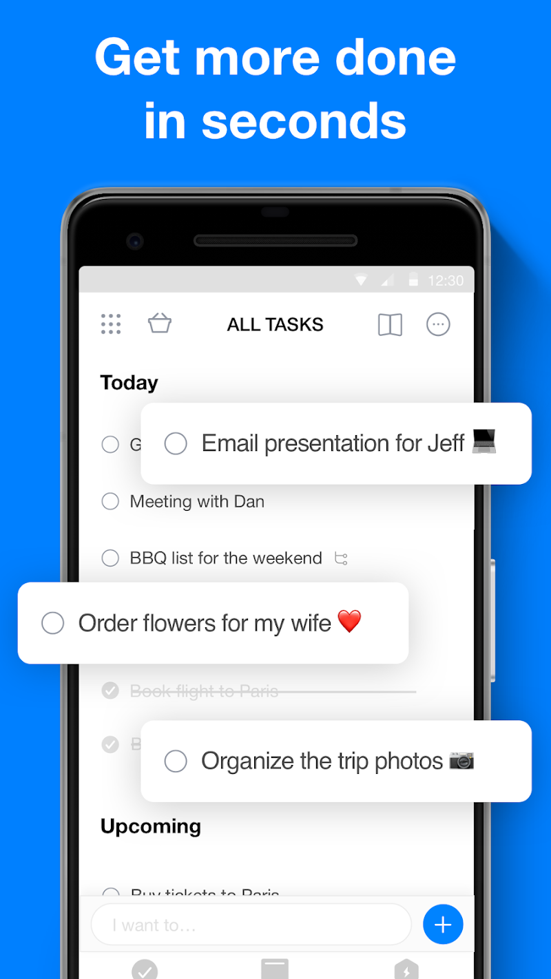 Any.do: To do list, Calendar, Reminders & Planner Screenshot 1