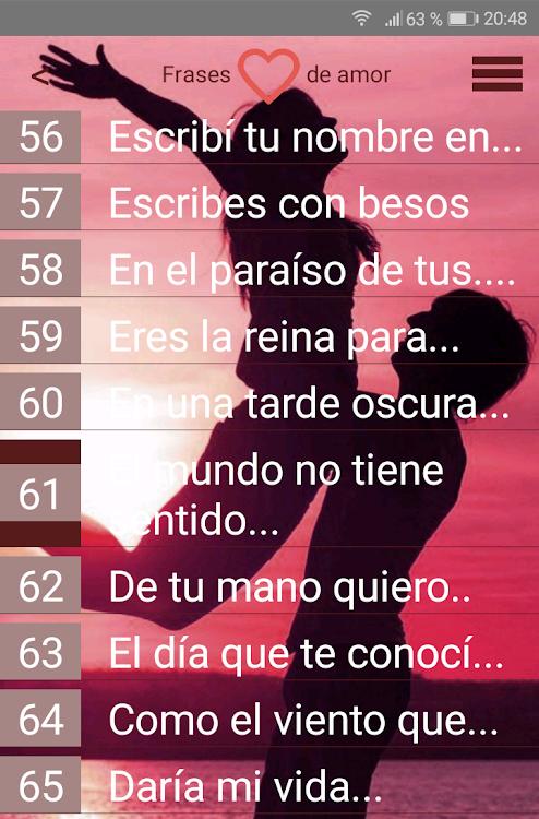 Frases De Amor Para Compartir Android приложения Appagg