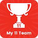 My11 App - My11 Team Fantasy & Tips icon