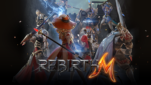 RebirthM fond d'écran 1