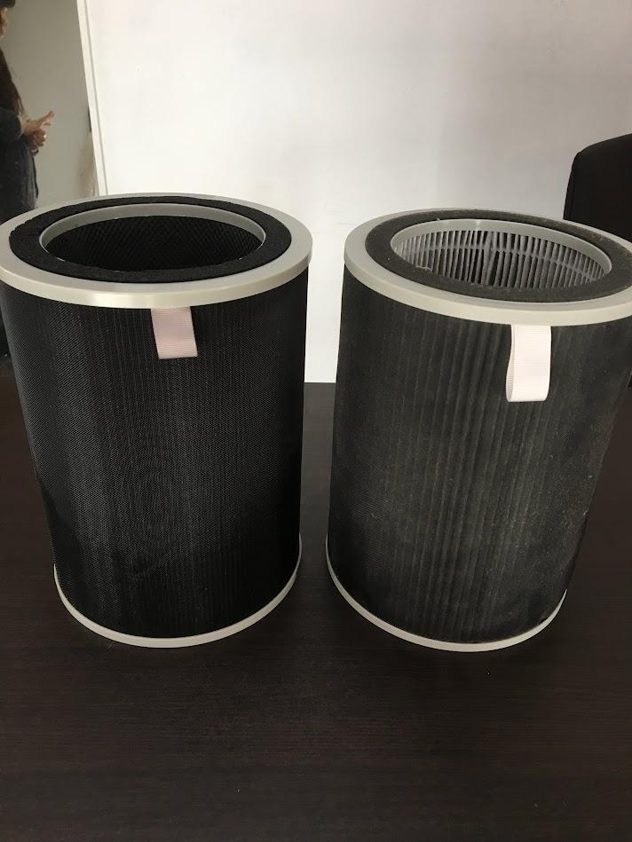 空気清浄機cadoフィルター