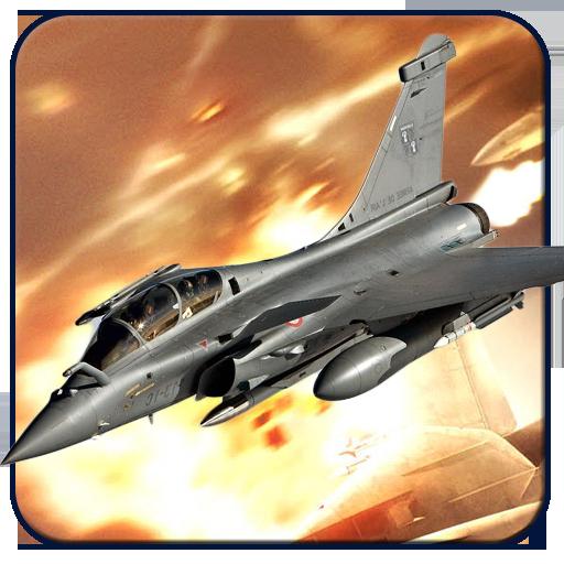 ジェット戦闘機の3D 動作 App LOGO-APP開箱王