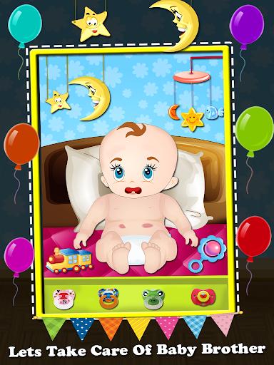 ママの新しい赤ちゃん - 私の弟