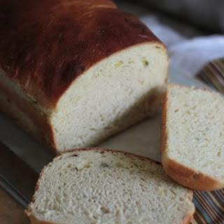 Green Onion Potato Bread