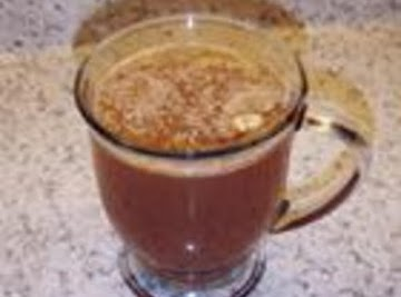 Hot Buttered Rum With Apple Cider Recipe
