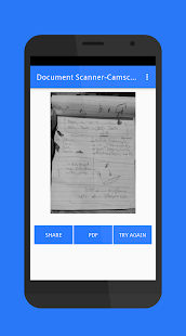 Download Document Scanner-Camscanner HD Pdf Print For PC