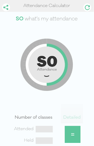 SO Attendance Calculator