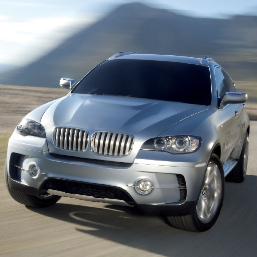 Wallpapers BMW X6