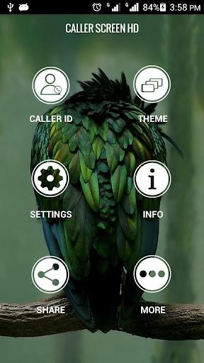 HD Caller Image Full Screen