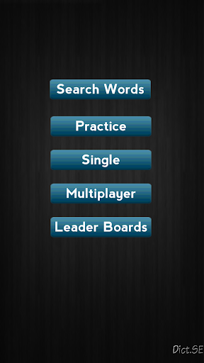 Words Finder - English New