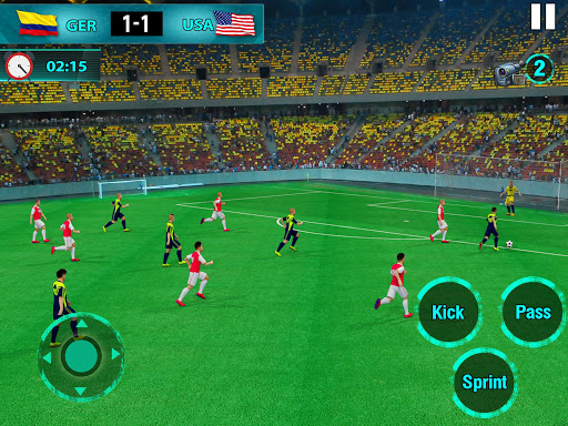 Soccer Leagues Mega Challenge 2021: Football Kings 200021.0 Screenshots 8