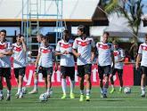 Duitsers met handen in het haar: zeven spelers hebben griep