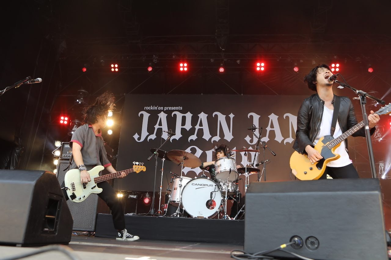 【迷迷現場】 JAPAN JAM 2019  SIX LOUNGE 迫力滿滿的極熱演出