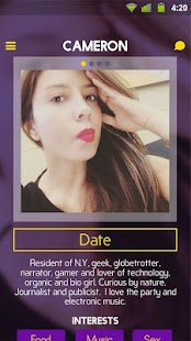 Meet a Date - people nearby!- screenshot thumbnail
