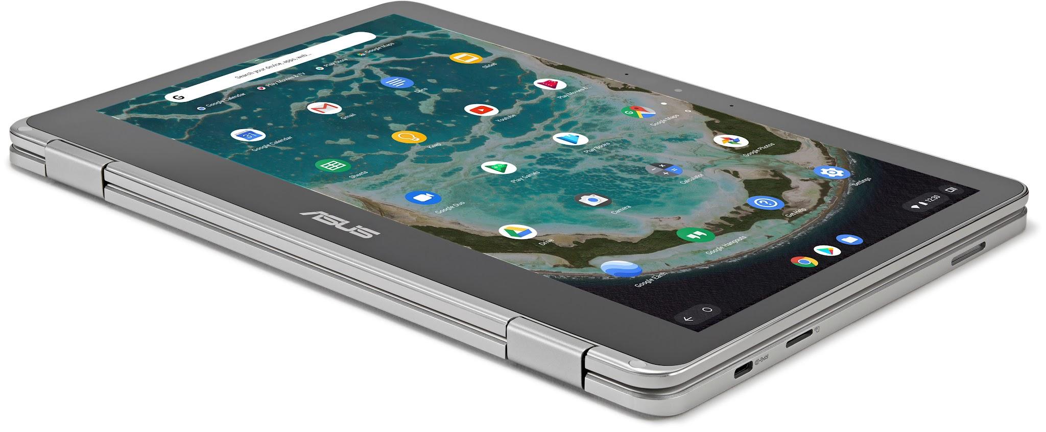 Asus Chromebook Flip C302 - photo 5
