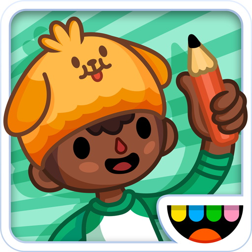 Toca Life: School app for Android