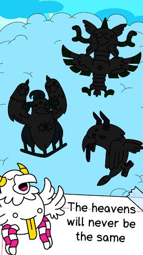 Eagle Evolution - Merge Mutant Eagles 1.0.1 screenshots 3