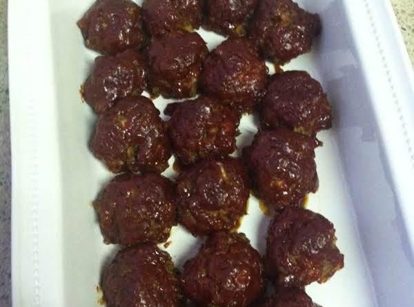 Convict Meatballs