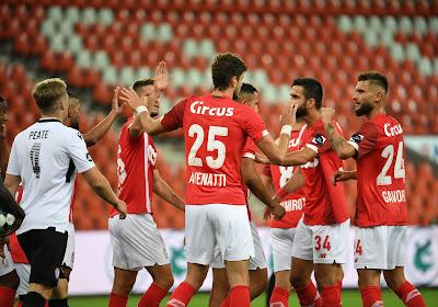 Voici les adversaires possibles du Standard de Liège et du Sporting de Charleroi lors des barrages de l'Europa League