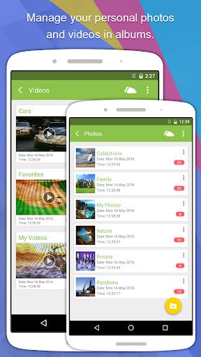 Photo Video Gallery Locker - Hide Videos screenshot 2