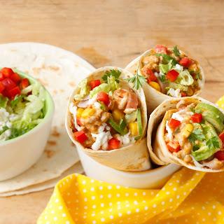 Tortilla Cucumber Wraps Recipes.