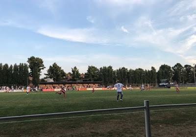 Stevige oefenmatch tussen Beerschot Wilrijk en Kortrijk eindigt op 1-1