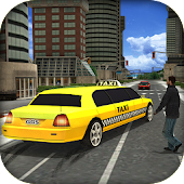 Limo Taxi Transport Sim 2016