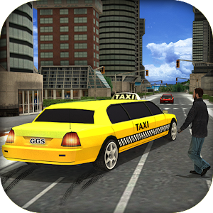 Limo Taxi Transport Sim 2016 for PC and MAC