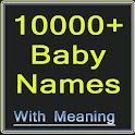 Baby Names Boy-Girl icon