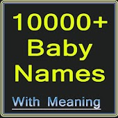 Baby Names Boy-Girl