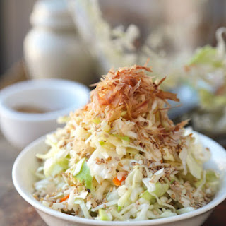Japanese Cabbage Salad.