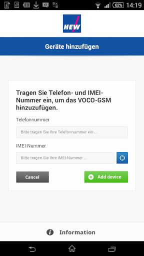 VOCO-GSM