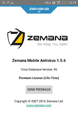 Zemana Antivirus & Security 1.6.6 screenshot 2092117