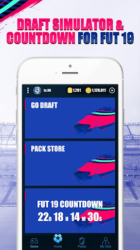 FUT 19 Draft Simulator 1.2.0 screenshots 1