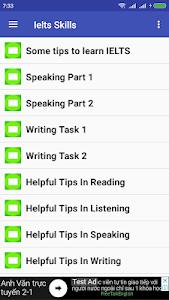 IELTS Skills (Speaking + Writing) 7.1.3