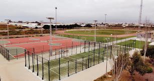 Instalaciones deportivas de la UAL.