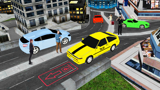 Car Games Taxi Game:Taxi Simulator :2020 New Games 1.00.0000 screenshots 6