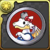 サンリオキャラクターズメダル【銀】