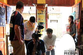 Photo: The FCT practice shoot.
