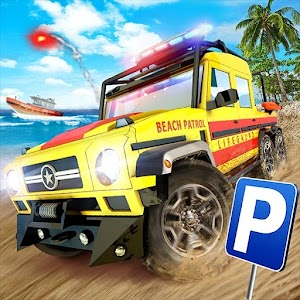 Coast Guard: Beach Rescue Team MOD APK aka APK MOD 1.2 (Unlimited Money)