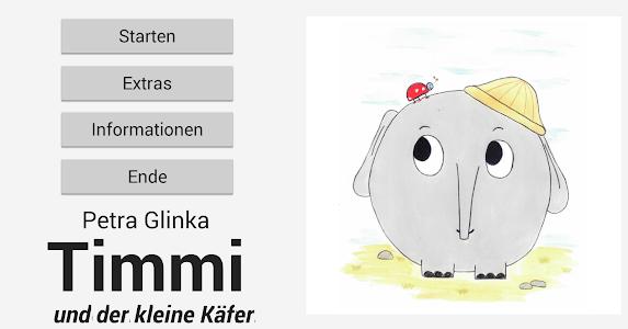 Timmi und der kleine Käfer screenshot 1