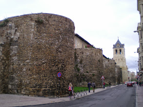Photo: Etapa 18 a. Murallas. León
