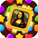 Puzzle Art Museum - Match 3 Game icon