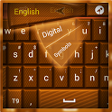Dark Chocolate Keyboard icon