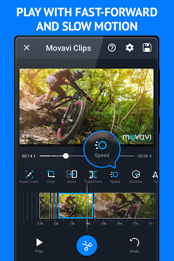 Video Editor Movavi Clips Preview 3
