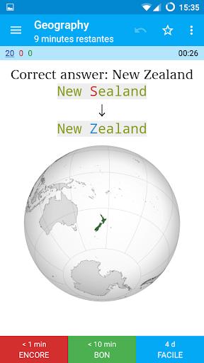 AnkiDroid (Cartes mémoire) screenshot 2