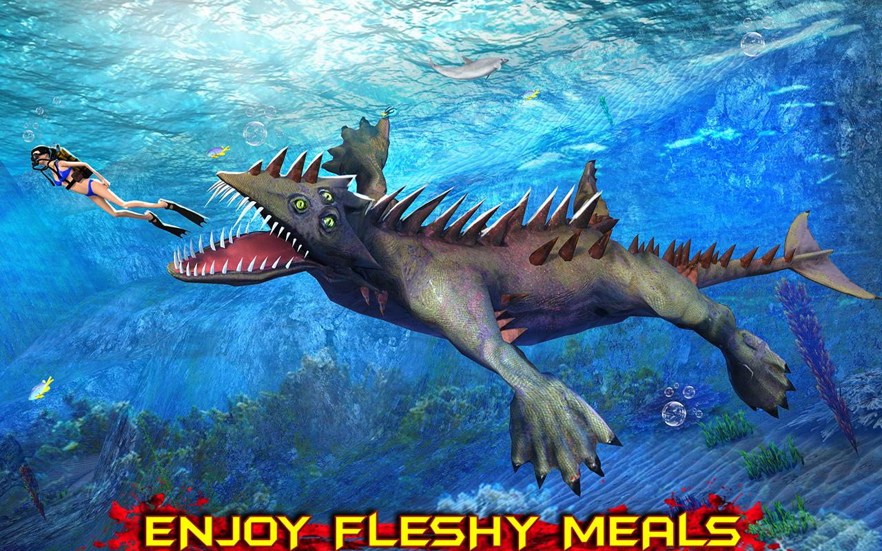ultimate sea monster 2016 android apps on google play